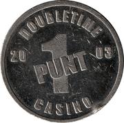 1 Punt - Goldrush – reverse