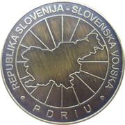 Token - Slovenska vojska (Šola za podčastnike, 20 ŠTPČ) – reverse