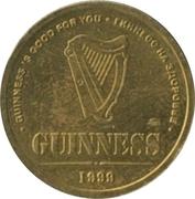 1 Guinness -  obverse