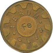 50 Ferumok - Ferum Club – obverse