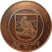 Token - Slovenska vojska (38. PVTP) – obverse