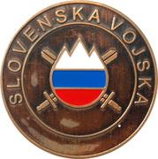 Token - Slovenska vojska (38. PVTP) – reverse
