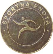 Token - Slovenska vojska (Športna enota) – obverse