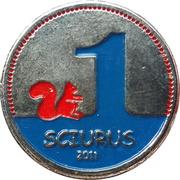 1 Sciurus – reverse