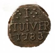 Token - Van Riebeeck Coffee replica (Stuiwer 1783) – obverse