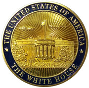 White House Challenge Coin – obverse