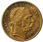 "Spielgeld Gaming Token - Franz Jos. ""Austriale"" Imperator 1904 Ducat – obverse"
