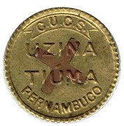 Token - Uzina Tiúma (№ 200) – obverse