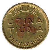 Token - Uzina Tiúma (№ 1000) – obverse