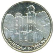 Token - Heritage of Montenegro (Katedrala Sv. Tripuna) – obverse
