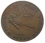 Golden Medal Gum (Gliding) – obverse