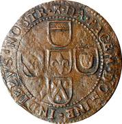Rechenpfennig - Philippe IV – reverse