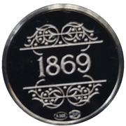 Token -1830-1980 (1869) – reverse
