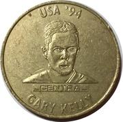 Token - Centra Commemorative Coin Collection (USA '94 - Gary Kelly) – obverse