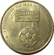 Token - Centra Commemorative Coin Collection (USA '94 - Gary Kelly) – reverse