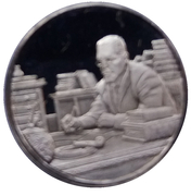 Token - 1830-1980 (1900 H. Pirenne) – obverse