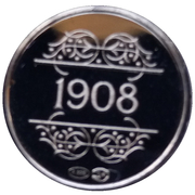 Token - 1830-1980 (1908 Cession of the Congo) – reverse