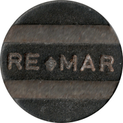 Token - RE MAR – obverse