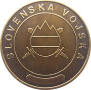 Token - Slovenska vojska (15. Brigada) – reverse