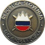 Token - Slovenska vojska (14. Inženirski bataljon) – reverse