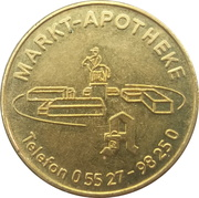1 bonApo - Markt-Apotheke (Duderstadt) – obverse