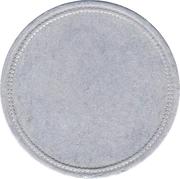 1 Dollar - N.C.O. Open Mess (Charleston Air Force Base, South Carolina) – reverse