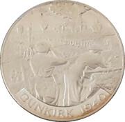 Medallion - Dunkirk 1940 – obverse