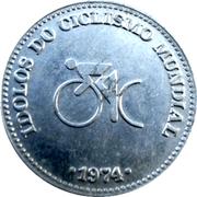 Token - Idolos do Ciclismo Mundial (Jose Manuel Fuente) – reverse