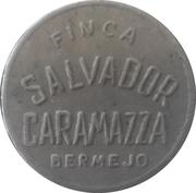 Token - Finca Salvador Caramazza Bermejo – obverse