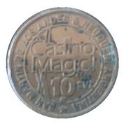 10 Centavos - Casino Magic (San Martín de los Andes & Neuquén) – obverse
