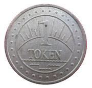 1 Token - Casino Status – reverse
