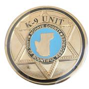 Token - K-9 Unit (Mohave County, Arizona) – reverse
