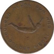 Golden Medal Gum (Diving) – obverse