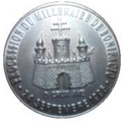 5 ECU - Bonifacio – obverse