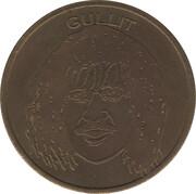 Token - Spelers Munten Collectie Nederlands Elftal (Gullit) – obverse