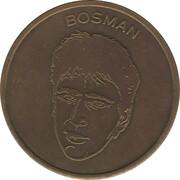 Token - Spelers Munten Collectie Nederlands Elftal (Bosman) – obverse