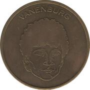 Token - Spelers Munten Collectie Nederlands Elftal (Vanenburg) – obverse