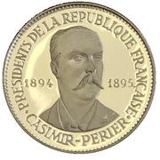 Token - Présidents de la République Française (Casimir-Perier) – obverse