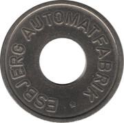 25 Spillemærke - Esbjerg Automatfabrik – obverse