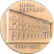 Medal - Imola 100th Anniversary – obverse