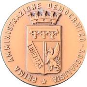 Medal - Imola 100th Anniversary – reverse