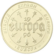 Token - Europe (Luxembourg) – reverse