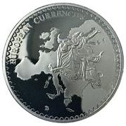 Token - European Currencies (Belarus) – reverse