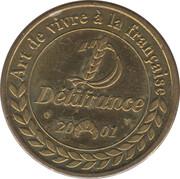 Délifranc - Délifrance – reverse