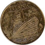 Token - Titanic (The Artifact Exhibition) – obverse