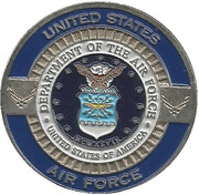 Token - United States Air Force – obverse