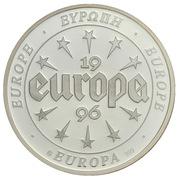 Token - Europe (Spain) – reverse