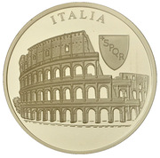 Token - Europe (Italy) – obverse