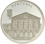 Token - Europe (Portugal) – obverse