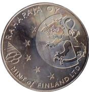 Token - Mint of Finland (Enlargement the EU 2004) – reverse